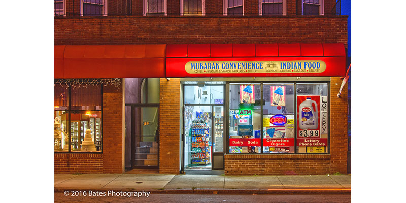 Mubarak Convenience Store, The Bodega Project