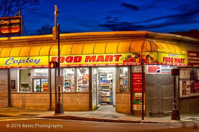 Copley Food Mart
