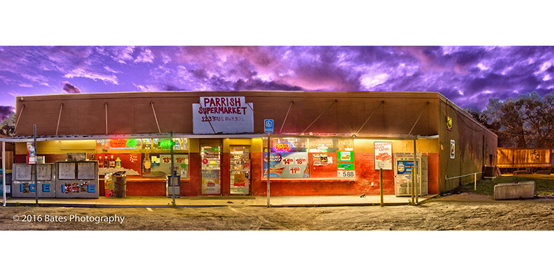 Parrish Supermarket, The Bodega Project