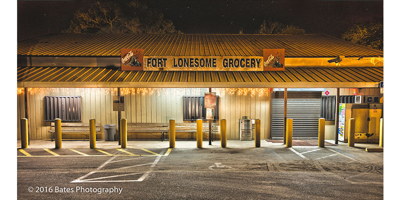 Fort Lonesome, The Bodega Project