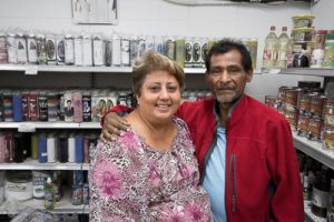 Blanca & Antonio Sanchez