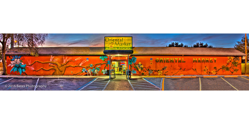 Brandon Oriental Market, The Bodega Project