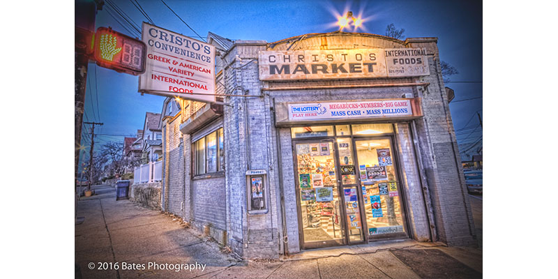 Christos Market, The Bodega Project