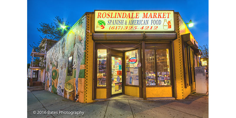 Roslindale Market, The Bodega Project