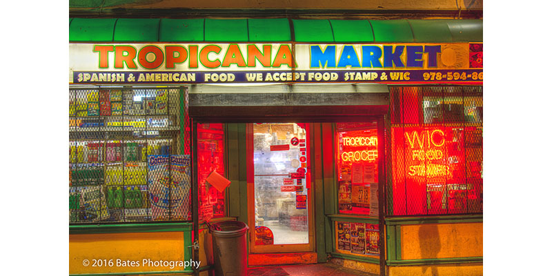 Tropicana Market, The Bodega Project