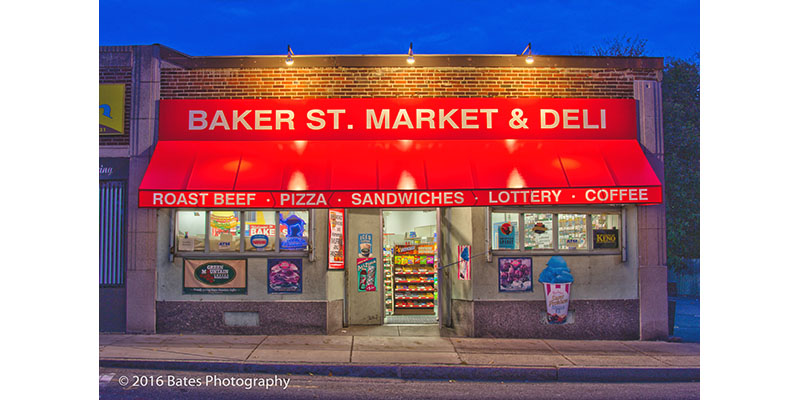 Baker Street Market & Deli, The Bodega Project