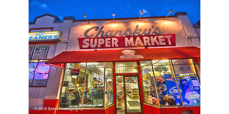 Chansky's Super Market, The Bodega Project