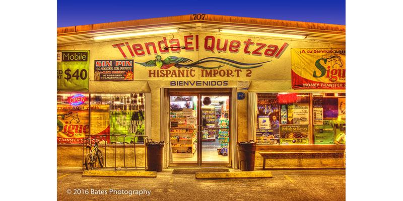 The Bodega Project, Tienda El Quetzal