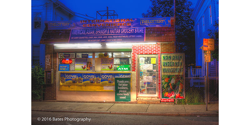 International Convenience Store, The Bodega Project