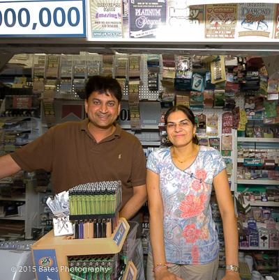 Sanjay & Devyani Patel in 2010