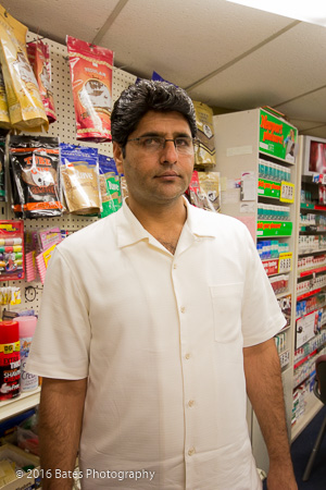 Azhar Iobal, The Bodega Project