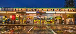 This picture is of Deli Plus Bodega Carcineria in the city of Tampa.