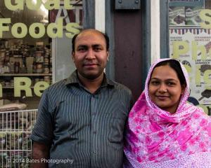Jahangir & Rokeya Kabir