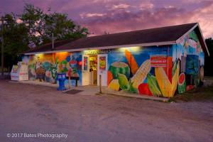 This picture is of José's Market in the town of Wimauma.