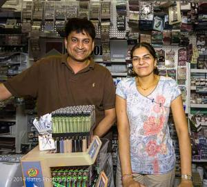 Sanjay & Devyani Patel
