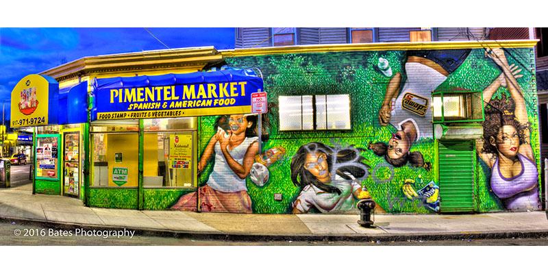 Pimental Market, The Bodega Project