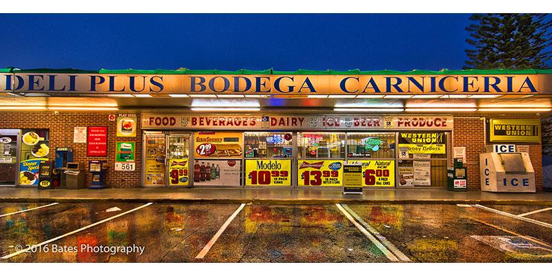 Deli Plus Bodega Carniceria, The Bodega Project