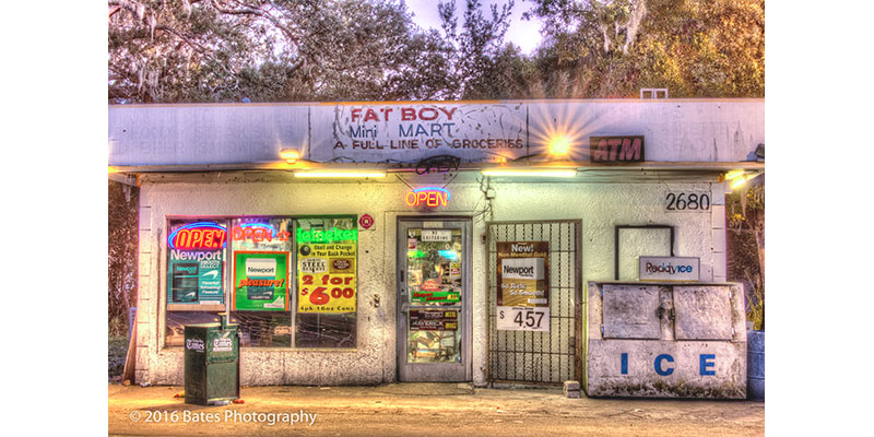 Fat Boy Mini Mart, The Bodega Project
