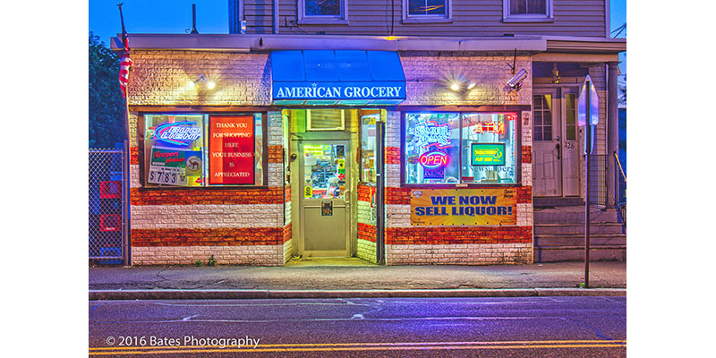 American Grocery, The Bodega Project