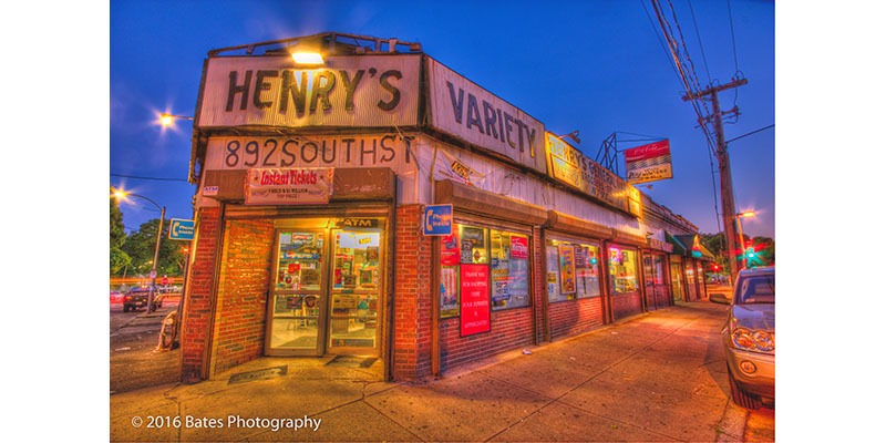 Henry's Variety, The Bodega Project