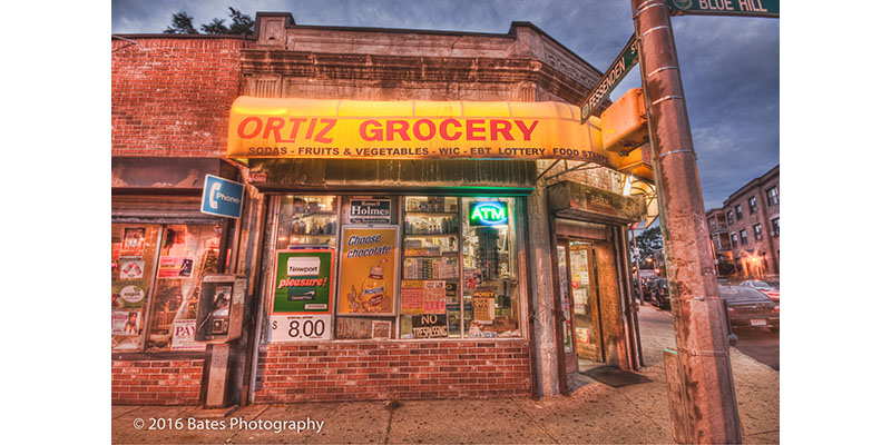 Ortiz Grocery, The Bodega Project