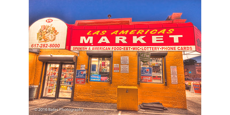 Las Americas Market, The Bodega Project